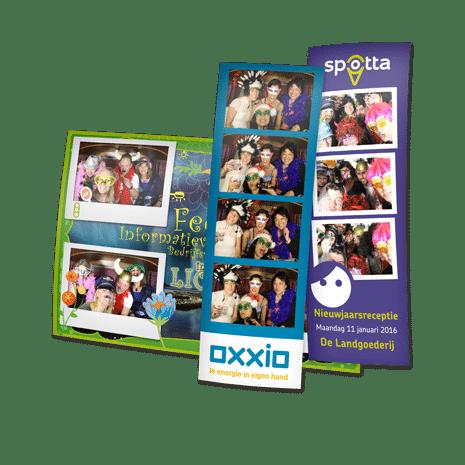 Photo Booth marketing zakelijk